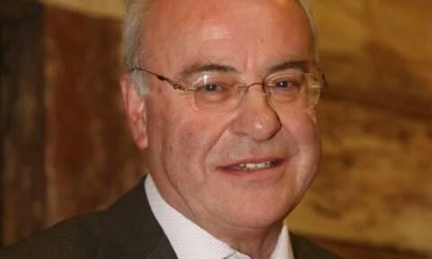 Πέθανε ο πρώην βουλευτής και υφυπουργός της ΝΔ, Τάσος Νεράντζης