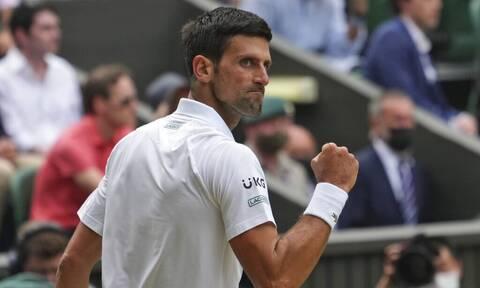 Wimbledon: «Βασιλιάς» Νόβακ Τζόκοβιτς! - «Έπιασε» Ναδάλ και Φέντερερ με 20 τίτλους Grand Slam (vid)