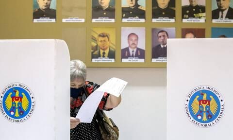 Μολδαβία - Βουλευτικές εκλογές: Προηγούνται οι φιλοευρωπαίοι, σύμφωνα με τα μερικά αποτελέσματα