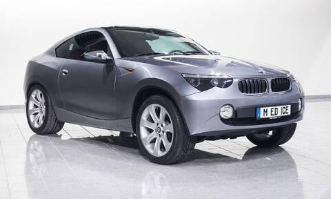 Αυτό το πρωτότυπο ήταν ο προπομπός της BMW X6