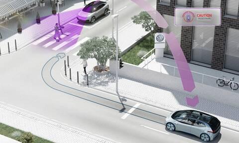 Huawei: Συμφωνία με VW για χρήση τεχνολογίας 4G