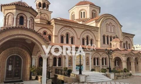 Θεσσαλονίκη: Σε αργία ιερείς-αρνητές του κορονοϊού στη Μητρόπολη Νεαπόλεως-Σταυρουπόλεως