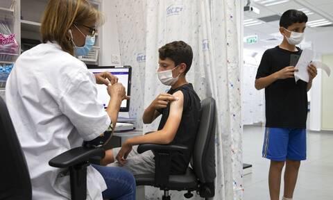 Κορονοϊός: Σήμερα οι ανακοινώσεις και οι οδηγίες για τον εμβολιασμό εφήβων 16-17 ετών