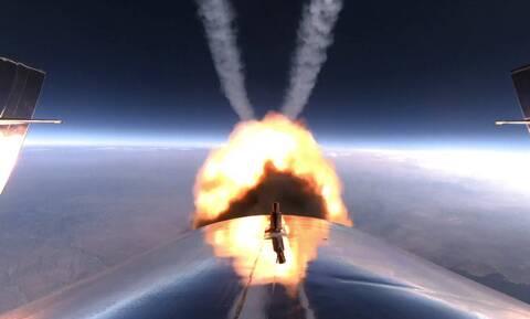 Ρίτσαρντ Μπράνσον: Η πτήση που έγραψε ιστορία και η νέα εποχή στον διαστημικό τουρισμό
