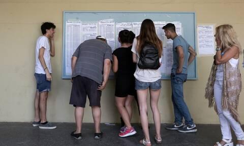 Πανελλαδικές 2021: Αυτά είναι τα στατιστικά στοιχεία των υποψηφίων – Πόσοι πήραν κάτω από 10