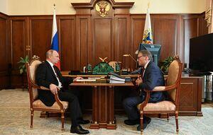 Путин попросил Титова оценить эффективность мер по поддержке бизнеса в пандемию