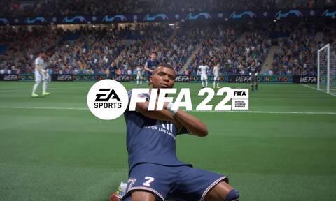 FIFA 22: Κυκλοφόρησε το πρώτο trailer του παιχνιδιού