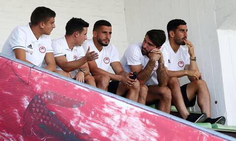 ΑΕΚ: Προχωράει για πρώην παίκτη του Ολυμπιακού! (photos)