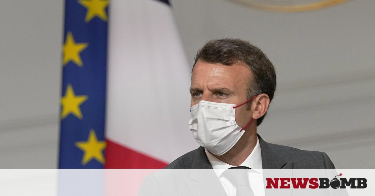 facebookEmmanuel Macron