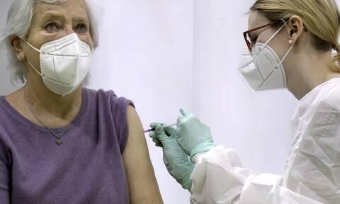 Γερμανία εμβολιασμοί κίνητρα