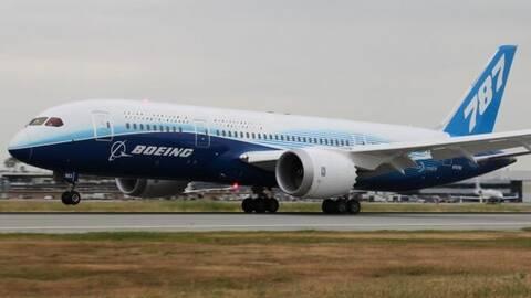 Εντοπίστηκε νέο πρόβλημα στην παραγωγή των αεροσκαφών Boeing 787