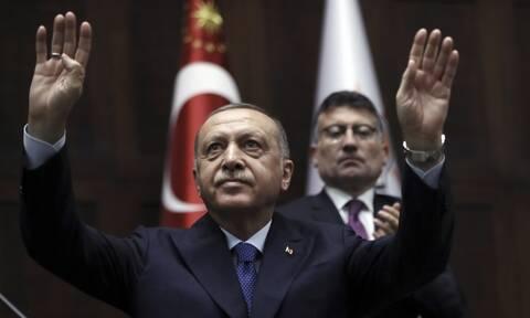 Προκλητικός Ερντογάν για Κύπρο: Θα συμμετέχουμε στις «γιορτές» της 20ης Ιουλίου