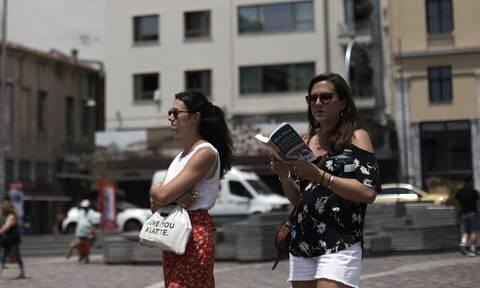 Έκτακτο δελτίο καιρού από την ΕΜΥ: Έρχεται καύσωνας τριών ημερών