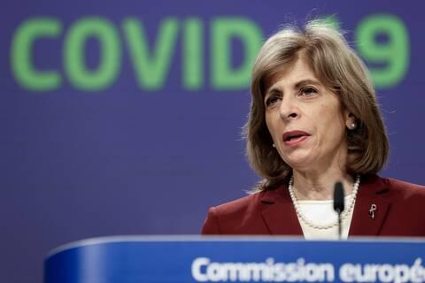 Στέλλα Κυριακίδου: Τα κράτη-μέλη πρέπει να διαλύσουν τον δισταγμό για τους εμβολιασμούς