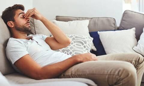 Τι συμβαίνει και νιώθεις συνέχεια κουρασμένος;