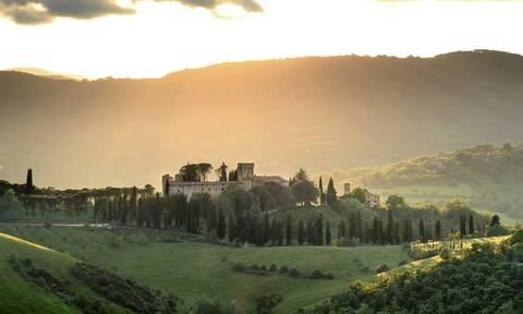 Hotel Castello di Reschio πλέον, ένα ιταλικό κάστρο του 10ου αιώνα
