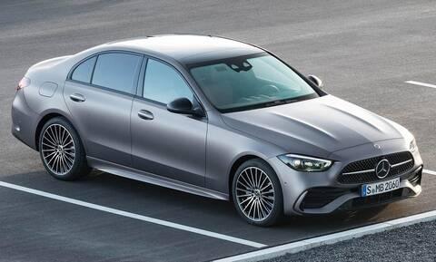 Νέα Mercedes C-Class: Τιμές και εκδόσεις αναλυτικά