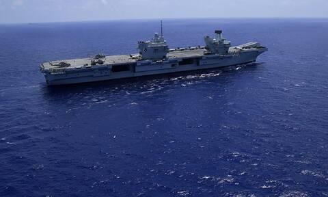Βρετανία: Εστίες κορονοϊού σε πλοία του Βασιλικού Ναυτικού– Μολύνθηκαν απο «κορονοπάρτι» στην Κύπρο