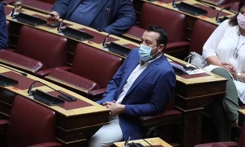 Βουλή: Ξεκίνησε η συζήτηση της παραπομπής Παπά για παράβαση καθήκοντος