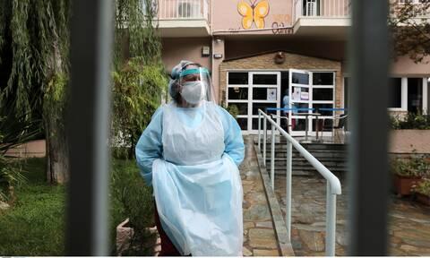 Βόλος: Συναγερμός σε γηροκομείο - 35 εργαζόμενοι ανεμβολίαστοι και 9 κρούσματα