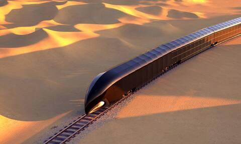 G Train: Το «παλάτι σε ράγες» των $350 εκατ. που φιλοδοξεί να αλλάξει την έννοια του ταξιδιού