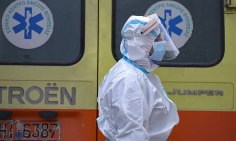 Greece confirms 2,938 new coronavirus infections on Wednesday, 7 deaths; 135 in ICUs