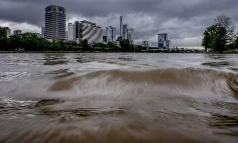 Κακοκαιρία στην κεντρική Ευρώπη: Δύο νεκροί από τις σφοδρές βροχοπτώσεις στο Βέλγιο και τη Γερμανία