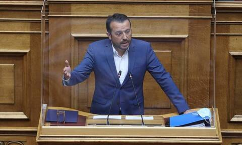 Parliament votes to prosecute former minister Pappas over TV licenses