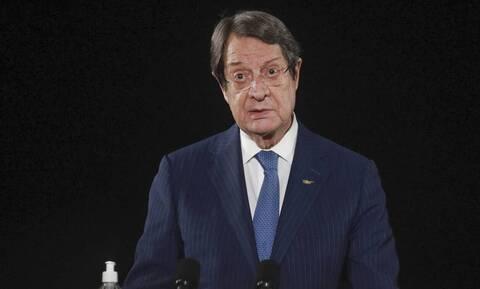 Αναστασιάδης: Για την Κυπριακή Δημοκρατία, η Γαλλία πάντοτε αποτελούσε στρατηγικό εταίρο