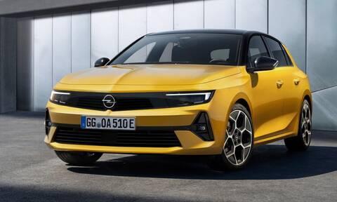 Το νέο Opel Astra είναι τελείως διαφορετικό και plug-in υβριδικό