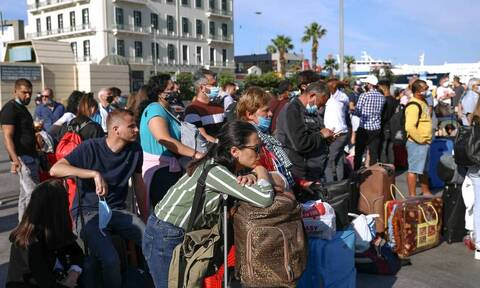Πλακιωτάκης: «Οι έλεγχοι θα είναι εξονυχιστικοί στα λιμάνια από σήμερα»