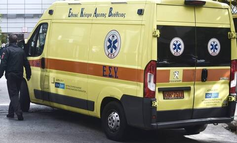 Τραγωδία στη Λάρισα - Νεκρός 42χρονος σε φρικτό τροχαίο