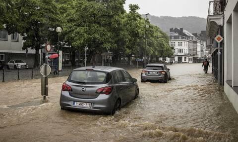 Γερμανία: Τουλάχιστον τέσσερις νεκροί από τις πλημμύρες – Ξεπερνούν τους 30 οι αγνοούμενοι