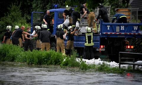 Γερμανία: Αυξάνονται οι νεκροί στη Γερμανία από τις πλημμύρες – Δεκάδες οι αγνοούμενοι