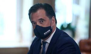 Γεωργιάδης: Προανήγγειλε τοπικά lockdown μόνο για τους ανεμβολίαστους -Τι είπε για τις συγκεντρώσεις