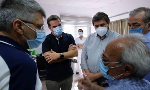 Τσίπρας: Μην τολμήσει η κυβέρνηση να προχωρήσει σε συγχωνεύσεις νοσοκομείων