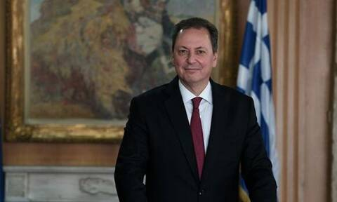 H απάντηση του υπουργού Σπήλιου Λιβανού στον Γιάννη Βάγκο για την Κωπαΐδα
