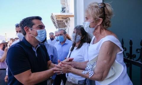Τσίπρας: Ο Μητσοτάκης έσπευσε πρόωρα να πανηγυρίσει το τέλος της πανδημίας, κάνει τα ίδια λάθη