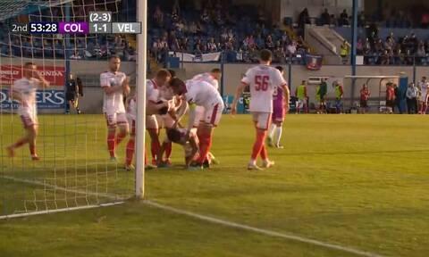 Conference League: Με νέα ανατροπή η Βελέζ προκρίθηκε και παίζει με ΑΕΚ