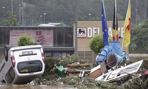 Οι πλημμύρες σαρώνουν Γερμανία και Βέλγιο: Πάνω από 90 οι νεκροί – 1.300 οι αγνοούμενοι