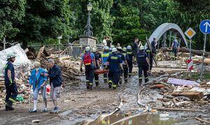 Bild: число жертв наводнения в Германии увеличилось до 80