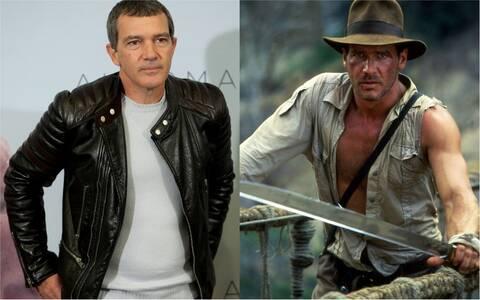 O Αντόνιο Μπαντέρας μπαίνει στο καστ του Indiana Jones 5