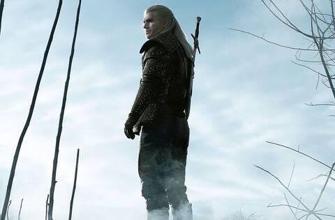 Χένρι Κάβιλ The Witcher