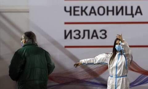 Κορονοϊός - Σερβία: Σκέψεις για χρέωση των νοσηλειών στους ανεμβολίαστους