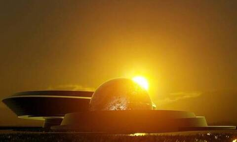 Σαγκάη: Ανοίγει τις πύλες του το μεγαλύτερο μουσείο αστρονομίας στον κόσμο (photos)