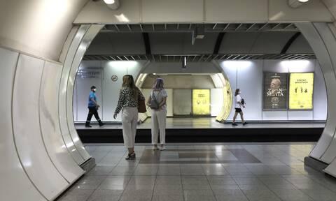 μετρό Αιγάλεω τηλεφώνημα βόμβα