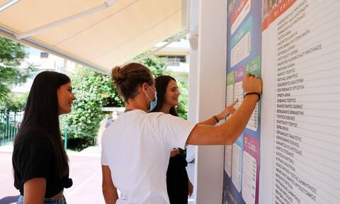 Πανελλήνιες 2021: Στο 8,27 ο ελάχιστος βαθμός εισαγωγής για τα πανεπιστήμια