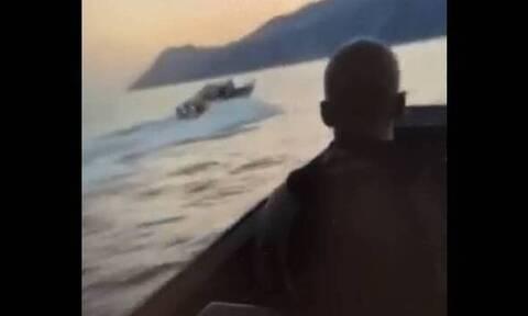 Αποκάλυψη: Βίντεο-ντοκουμέντο με την καταδίωξη διακινητών μεταναστών από το Λιμενικό