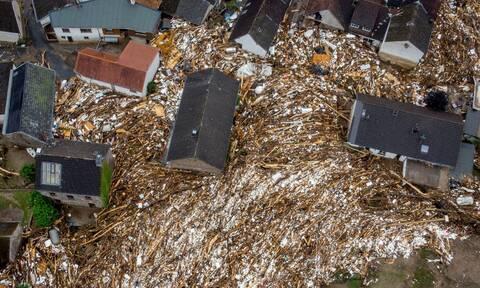 Τραγωδία: Πάνω από 120 νεκροί από τις καταστροφικές πλημμύρες σε Γερμανία, Ολλανδία, Βέλγιο