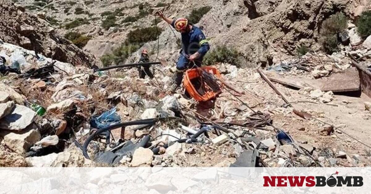 Ρεπορτάζ Newsbomb.gr – Φολέγανδρος: Νέα στοιχεία – Αναζητούν τον φίλο της της άτυχης γυναίκα – Newsbomb – Ειδησεις